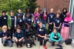 Students Attend Technology Conference