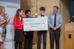 Mahoney Students win Launchpad Entrepreneurship Contest