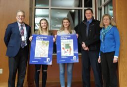 SPHS Students Win Poster Design Competition