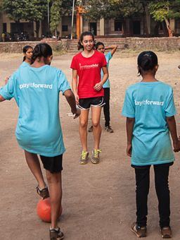 Playing it Forward in India