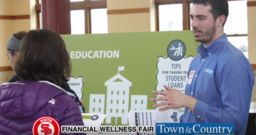 SPHS Hosts Financial Wellness Fair