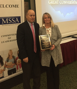 Kathy Germani honored as Maine Assistant Superintendent of the Year