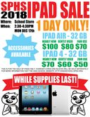 iPads for Sale - December 17th